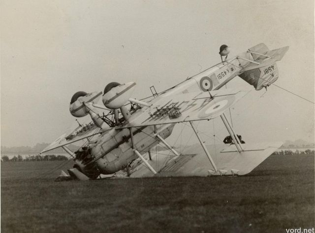 Early Vickers Aircraft