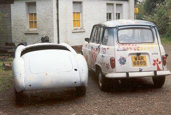 Mga Restoration Vord Autos Post