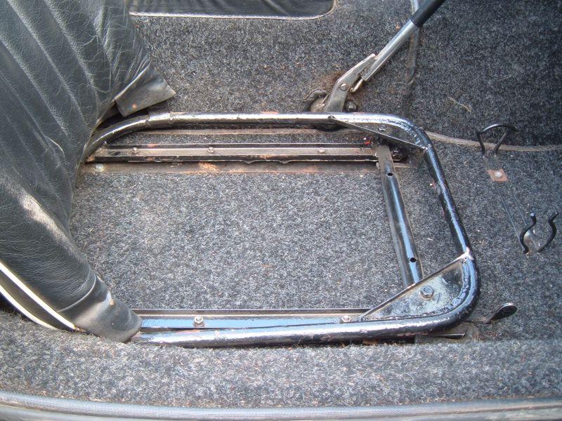 Custom Car Seat Adjustment