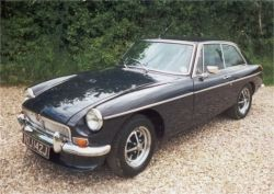 MGB V8 Conversion